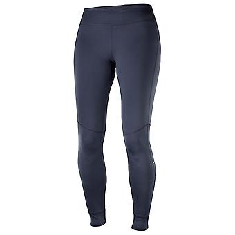 Salomon Womens Elev Wm Tigh Performance Tights Hosen Hosen Hosen & Röcke