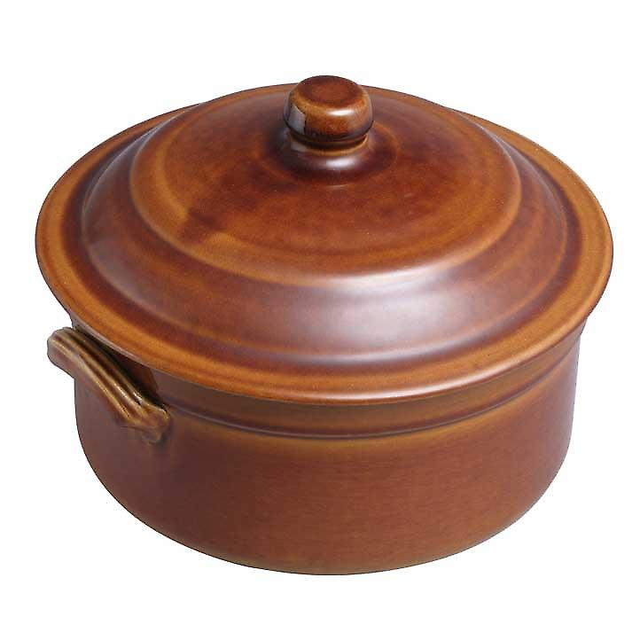 Digoin 10 x 9 cm / 0.2 litre caserole dish and lid