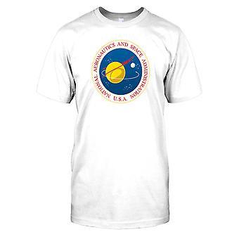 NASA Logo solen Herre T Shirt