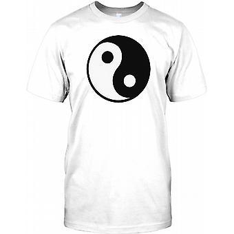 Ying and Yang - Symbol Mens T Shirt