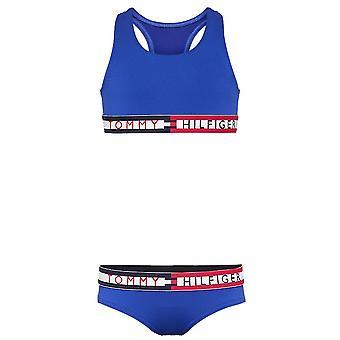 Tommy Hilfiger jenter svømme Bikini satt, surfe på Internett, store