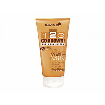 Tannymaxx - 1 2 3 Go Brown! Dual Bronzing Milk (175ml)