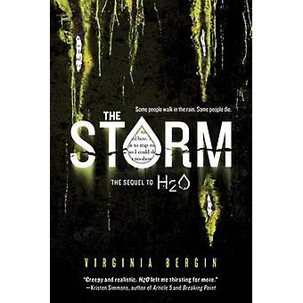 The Storm by Virginia Bergin - 9781492621003 Book