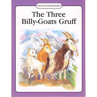 The Three Billy-goat Gruff by Anna Award - 9781841351964 Book