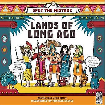 Spot the Mistake - Lands of Long Ago by Aj Wood - Mike Jolley - France