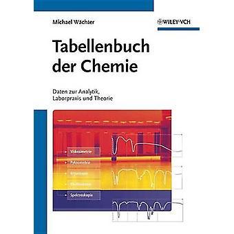 Tabellenbuch der Chemie - Daten zur Analytik - Laborpraxis und Theorie