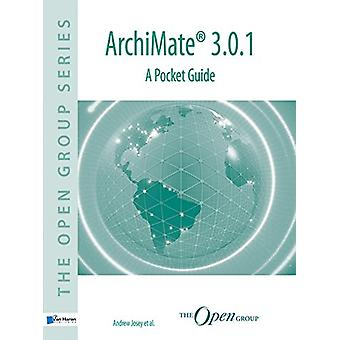 Archimate(r) 3.0.1 - A Pocket Guide by Van Haren Publishing - 97894018