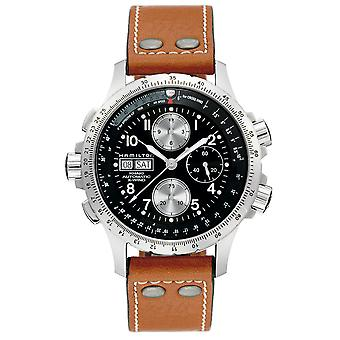 Hamilton Aviation X WIND orologio automatico (H77616533)