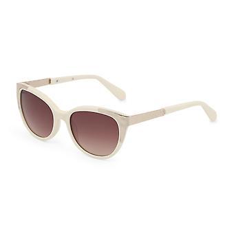 Balmain branco óculos de sol BL2072B mulheres