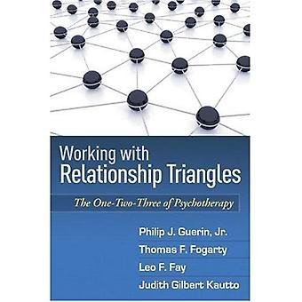 Arbeta med relation trianglar: En-två-tre av psykoterapi