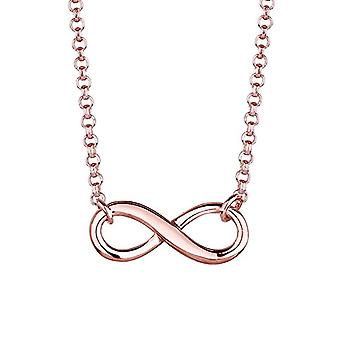 Elli Necklace with Women's Pendant PlateD Rose Gold