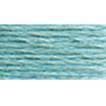 Dmc Pearl Cotton Skeins Size 3  16.4 Yards Light Turquoise 115 3 598