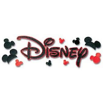 Disney Embroidered Sticker Disney Title Dem M004