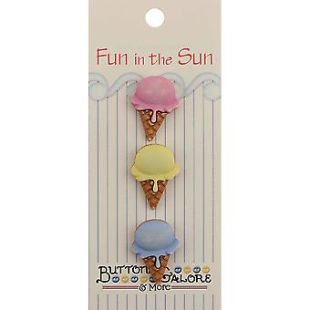 Fun In The Sun Buttons Single Scoop Fn 130