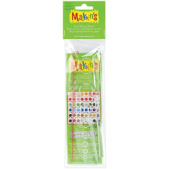 Makin's Clay Mixing Ruler 8