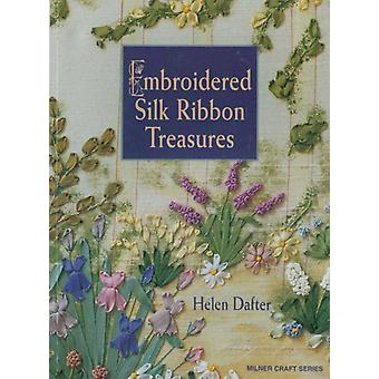 Milner Craft Series Books Embroidered Silk Ribbon Treasures Mcs 13477