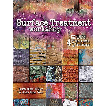 Surface Treatment Workshop North Light Books F&W Publications Nlb Z8042 Nlb Z8042
