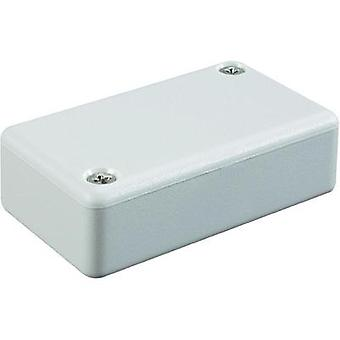 Hammond Electronics 1551PGY ABS Plastic Universal Euro Enclosure IP54 Light grey (RAL 7035) 40 x 40 x 20 mm