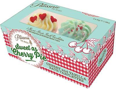 Sweet Rose & Co. como Cherry Pie baño Tartlette Duo