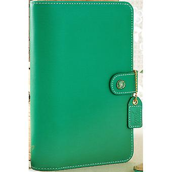Couleur Crush simili-cuir Personal Planner Binder 5.25