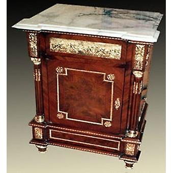 baroque chest of drawers cupboard rococo Louis XV MoBa0776