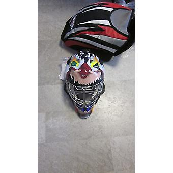Vaughn goalie mask VM 7500