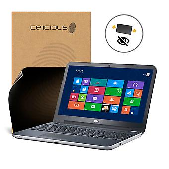 Celicious Privacy Dell Inspiron 15R 5537 2-Way Visual Black Out Screen Protector