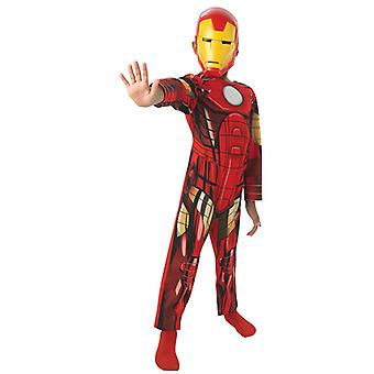 Rubies Iron Man costume Size S