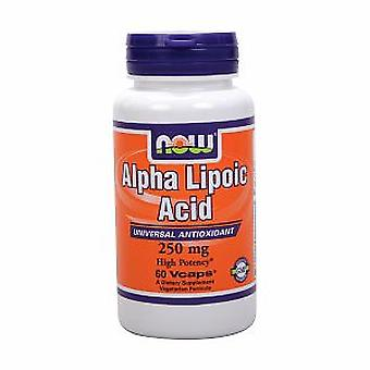 Now Alpha Lipoic Acid 60 Capsules (Sport , Others)