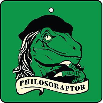 Philosoraptor Car Air Freshener