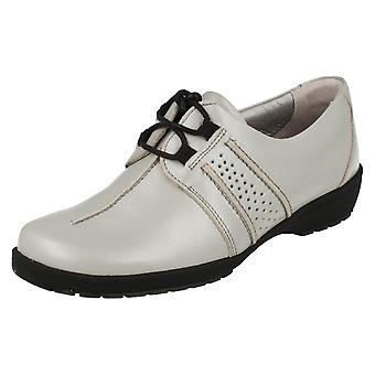 Ladies Suave Casual Lace Up Shoes Joan
