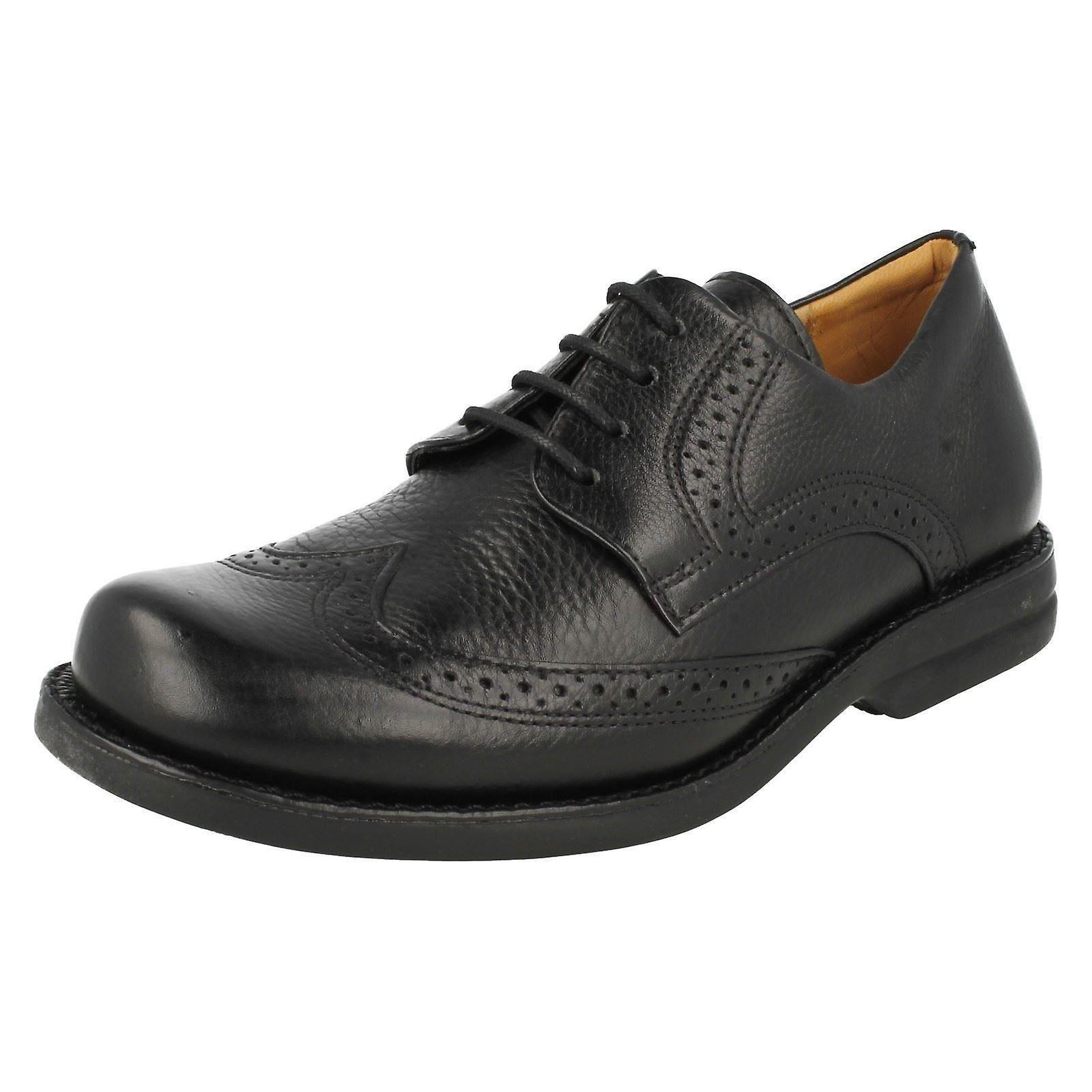 Herren anatomische Smart Brogue Schuhe Palmas