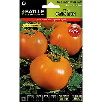 Batlle Tomate  Orange Queen (Jardin , Jardinerie , Graines)