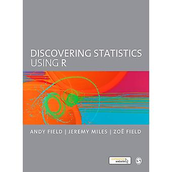 Discovering Statistics Using R (Paperback) by Field Andy Miles Jeremy Field Zoe