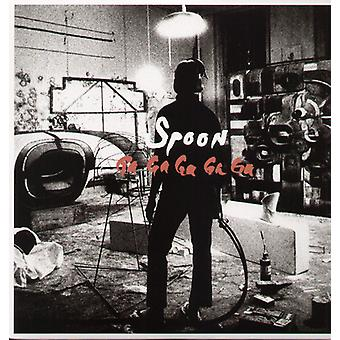 Spoon - Ga Ga Ga Ga Ga [Vinyl] USA importerer
