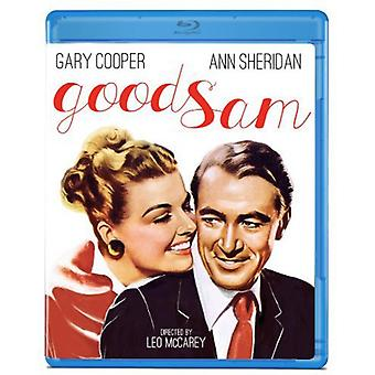 God Sam [BLU-RAY] USA importerer
