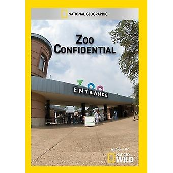 Zoo Confidential [DVD] USA import