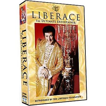 Liberace: The Ultimate Entertainer [DVD] USA import