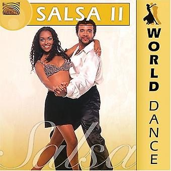 Johnny Guala - Salsa II [CD] USA import