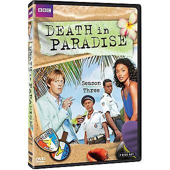 Död i paradiset: säsong tre [DVD] USA import
