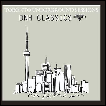 Toronto Underground sessioner (Dnh klassiker) - Toronto Underground sessioner (Dnh klassiker) [CD] USA import