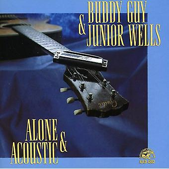 Guy/Wells - Alone & Acoustic [CD] USA import