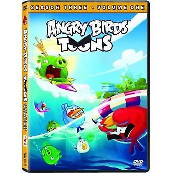 Angry Birds Toons Season 03 - Vol 1 [DVD] USA import