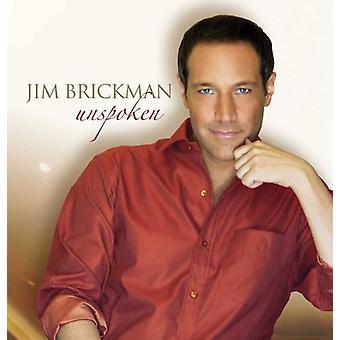 Jim Brickman - uudtalte [CD] USA import
