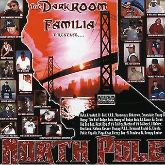 Mørkekammer Familia - Nordpolen [CD] USA importerer