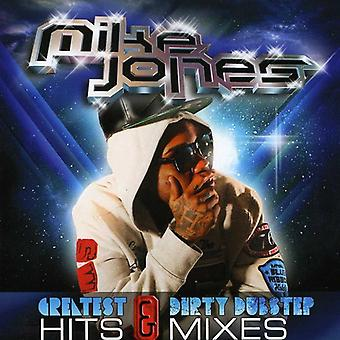 Mike Jones - Greatest Hits & Dirty Dubstep Mixes [CD] USA import