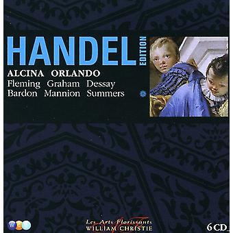 G.F. Händel - Händel: Alcina; Orlando [CD] USA importeren