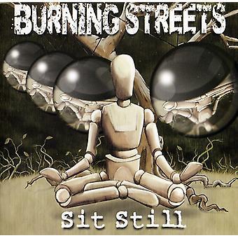 Brændende gader - sidde stadig [CD] USA import