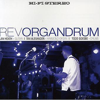 Reverend Horton calor/Reverendo Organdrum - importación de los E.e.u.u. de la estereofonia de alta fidelidad [CD]
