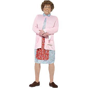 Mrs. Brown serien husmor mor Mr drakt